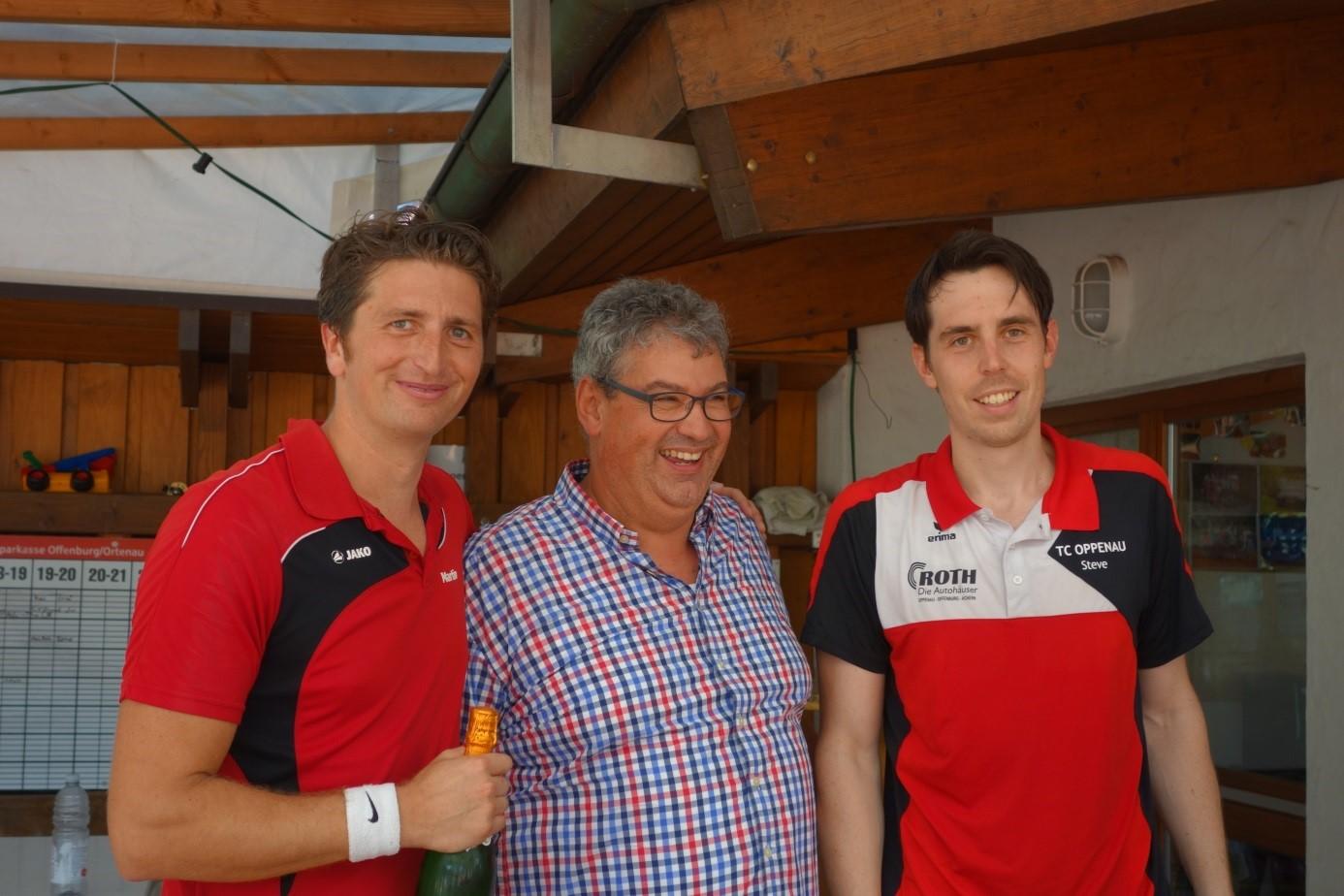 Clubmeister Herren 2016